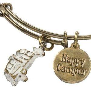 SUPER CUTE HAPPY CAMPER BRACELET